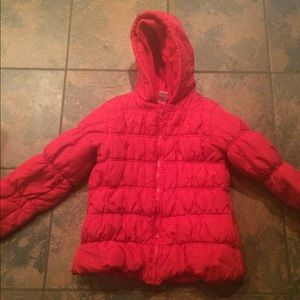 Gymboree coat size medium 7/8